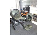 Concord sleeper 2.0 3 in 1 pram very good condition. £90 ono.