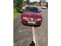 Rover 75 connoisseur red low mileage mot tillch 2018 full interior more information 07392595933