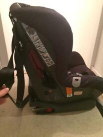 Britax Romer duo plus ISOFIX car seat