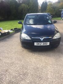 2005 Corsa for sale