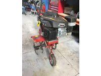 Maxtra Petrol Garden Heavy Rotovator / Tiller / Cultivator 4 stroke 5HP.