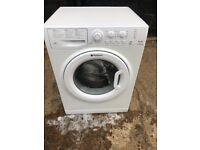 Hotpoint WMAQL741 7kg 1400 Spin Washing Machine in White #5056