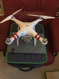 Dji Phantom 3 Standard Drone with extras £400