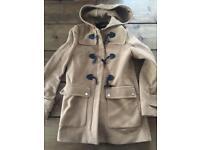 Zara Brown Winter Jacket Coat