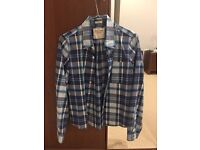 2 X Abercrombie Men's Casual Shirts - Unworn, Dry Cleaned