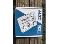 Alto ZMX52 Compact 5 Channel Mixer