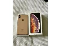 Apple iPhone XS MAX 64GB GOLD Unlocked *EXCELLENT CONDITION*