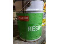 Free - Matrix GRP roofing resin, 5l