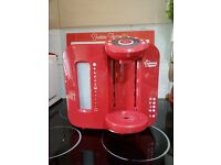 Tommee Tippee Perfect Prep Milk Machine RED in Mint Condition