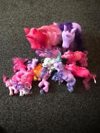 Toy pony bundle