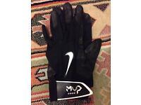 Nike gloves mens mvp edge