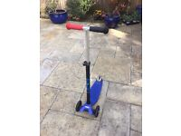 Maxi Micro Scooter, blue - good condition