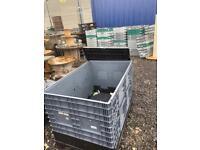 Euro magnum storage box