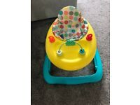 Baby walker, baby bouncer & baby seat