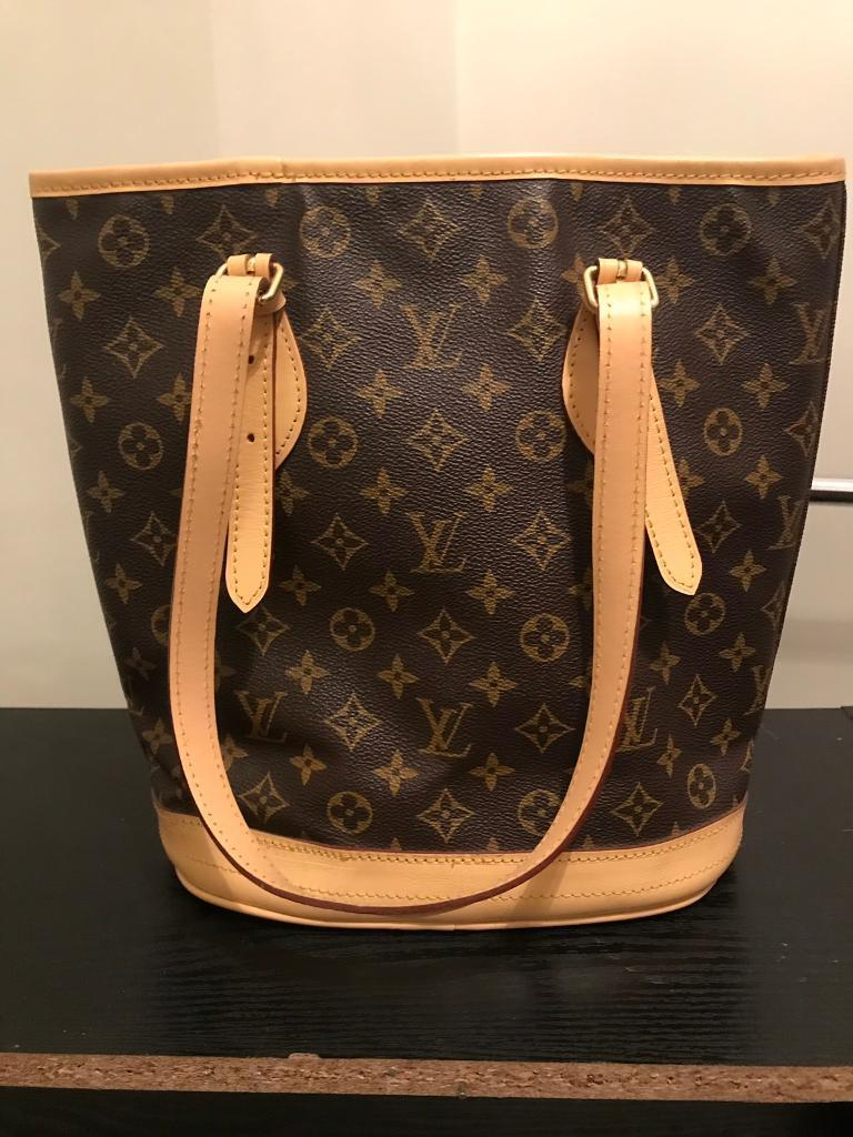 Louis Vuitton Monogram Vavin GM Shoulder Tote bag  4eb1a8e89