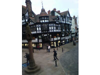 To Let - Chester City Centre two storey vegetarian/vegan restaurant - amazing opportunity