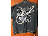 Elvis Presley Denim Jacket Brand new never worn size L