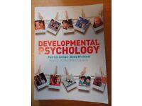Developmental Psychology textbook - EXCELLENT condition
