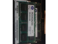 DDR3 1333MHZ 240 Pin (Laptop) Memory. 2x 4GB (8GB) for £14.99 or £7.99 each