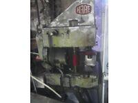 Hydraulic Press. HARE 7.5 Ton Hydraulic Press