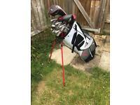 Nike VRS Covert Golf Clubs Men's RH & Bag