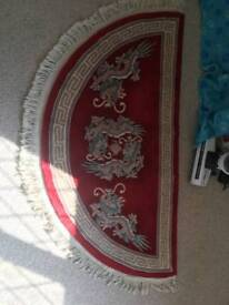 Chinese style rugs