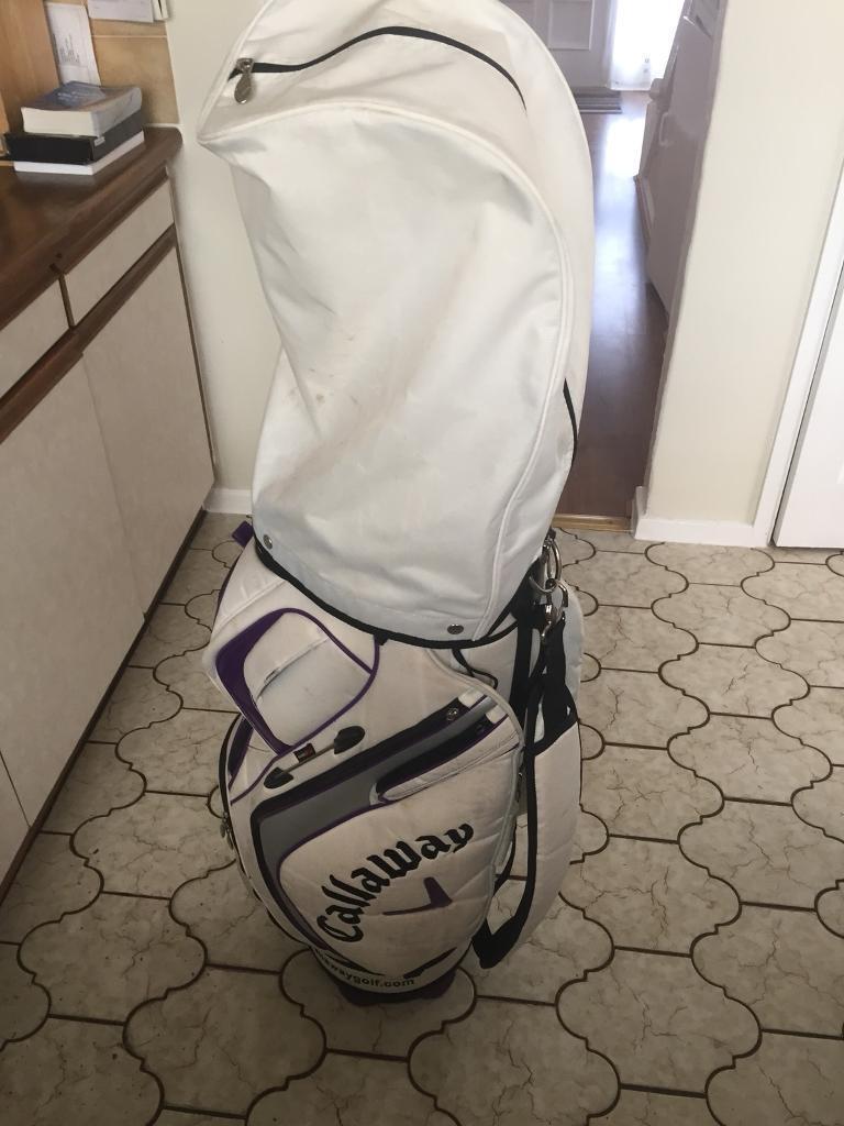 Golf tour bag