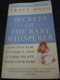 Secrets Of The baby Whisperer by Tracy Hogg, Melina Blau