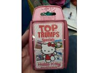 Top Trumps - Hello Kitty card game toy
