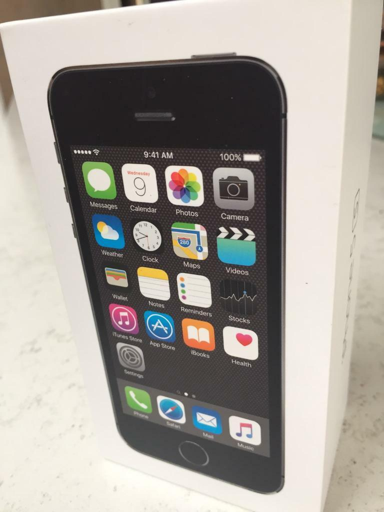 Apple iPhone 5s - pristine condition  Unlocked | in Leytonstone