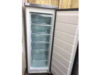 BRUSH STAINLESS STEEL ZANUSSI/ELECTROLUX FREEZER FOR SALE