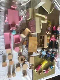 Dolls furniture & Doll house for sale