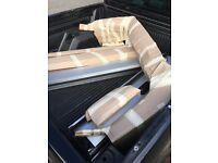 Ford Ranger Aluminium Shutter and spoilers