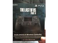THE LAST OF US 2 PS4 CONTROLLER