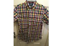 Men's Polo Ralph Lauren shirt short sleeve size medium