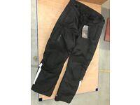 Motorcycle Pants - Coldblack, Sheltex Level 2 - XXL