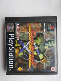 Soul Blade PS1 Game
