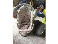 Mamas and Papas Starlight Baby Swing Seat