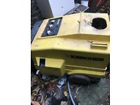 Karcher hot pressure washer spares or repairs