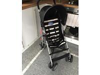 Babys pram buggy. Only used on hols £15