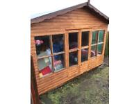 Extensive summer house for sale