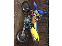Husaberg 650cc supermoto SWAP FOR FAST CAR LIKE EP3 civic