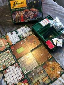 Cluedo super sleuth The ultimate challenge
