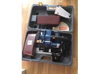Sander floor tool boxed like new