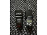 Yongnuo Speedlite YN 560 IV for Canon x 2