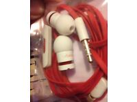 Genuine Beats by Dr Dre urBeats Earphones - Immaculate Condition