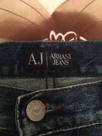 Armani Jeans Genuine 30x34