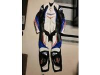 motorbike leather suit mens alpinestar triumph
