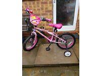 Child bike for Girls age 7-9