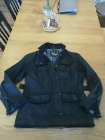 Barbour womens jacket size L